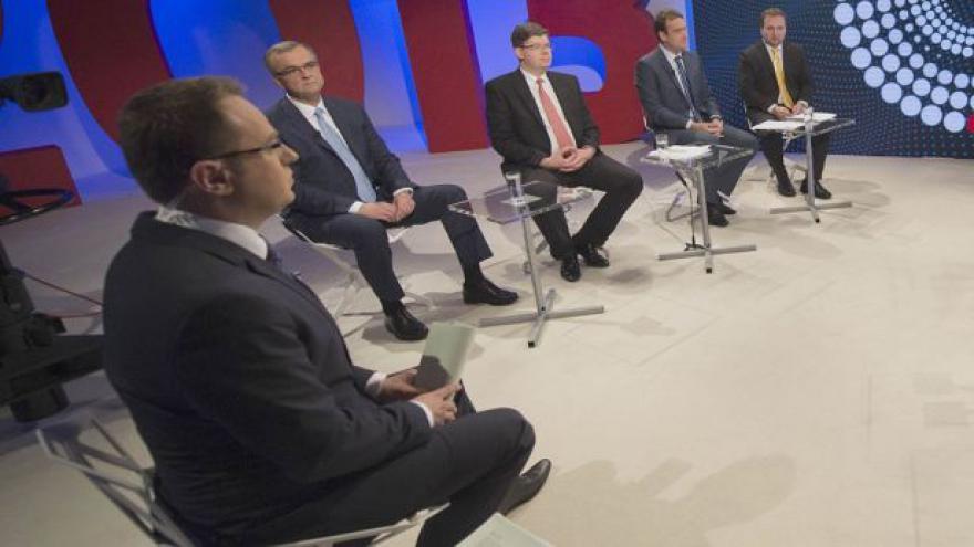 Video Povolební vyjednávání
