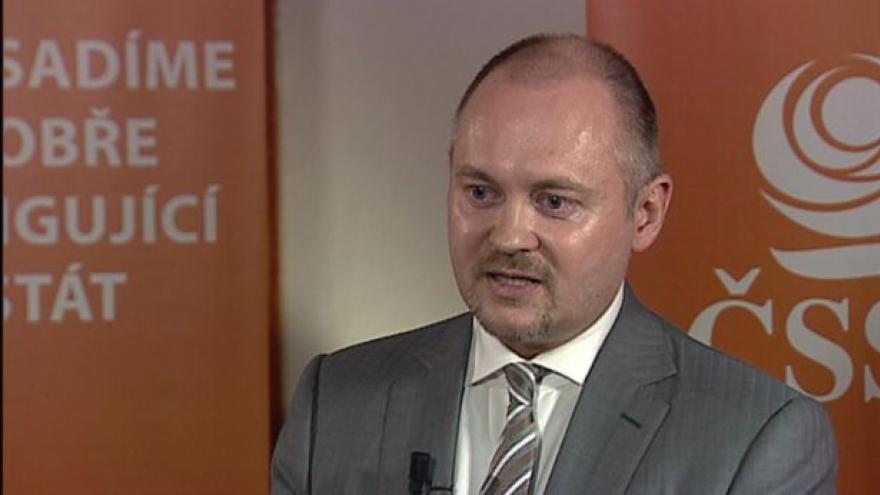 Video Michal Hašek k výsledkům voleb