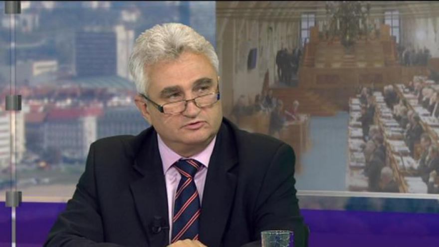 Video Milan Štěch k průběžným volebním výsledkům