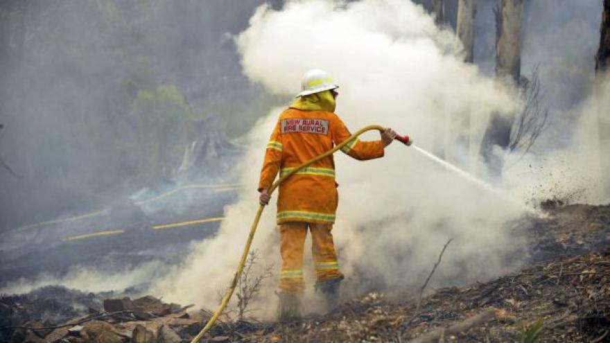 Video Události - Požáry v Austrálii