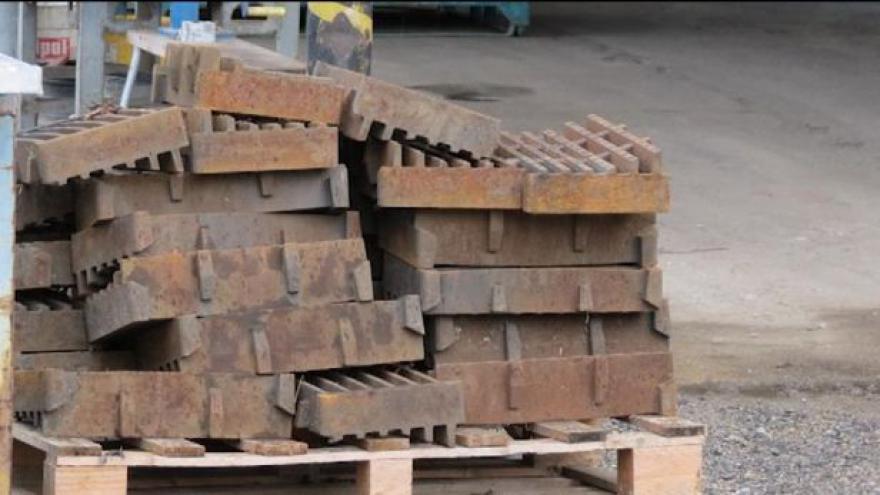 Video Boj proti zlodějům kovů