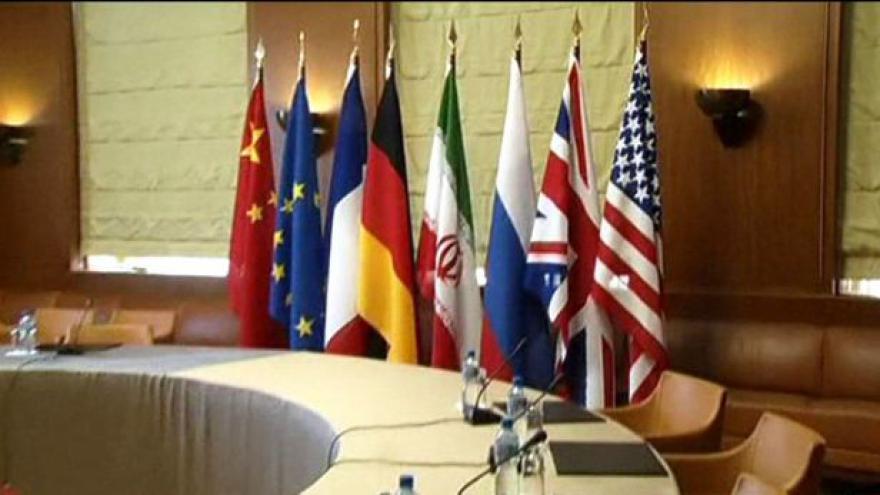 Video V Ženevě se jedná o íránském jaderném programu