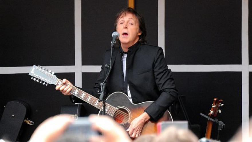 Video Paul McCartney / New - komentář J. Černého
