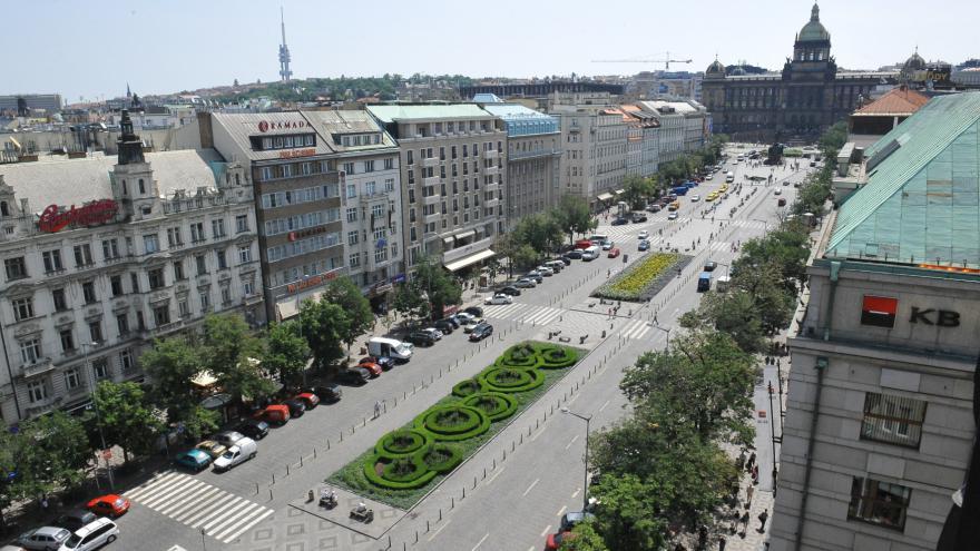 Video Události: Nová podoba Václavského náměstí