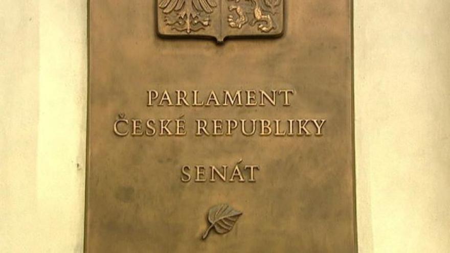 Video Zákonná opatření Senátu v Událostech ČT