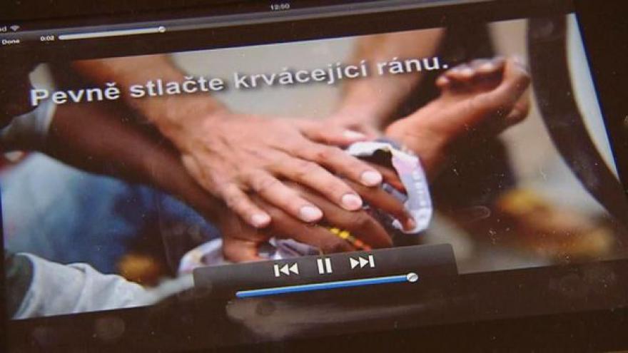 Video Jiří Škola ve Studiu ČT24