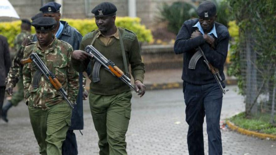 Video Události: Skončila akce v Nairobi?