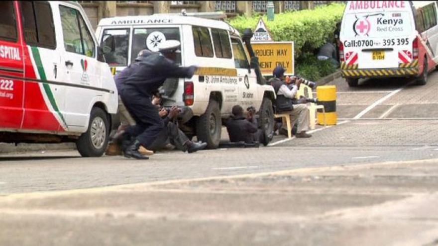 Video Události: Drama v Nairobi pokračuje