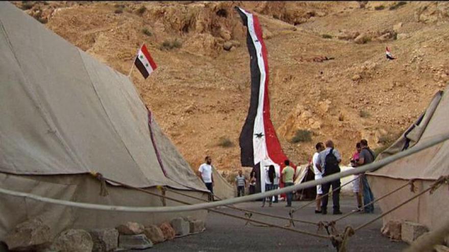 Video Události ČT k situaci v Sýrii