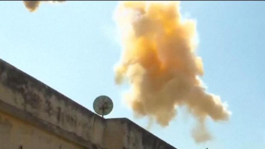 Video Sýrie přistoupila na ruský plán (Zprávy 16)