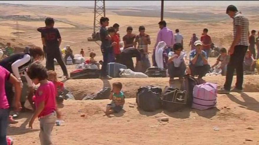 Video Situace v Sýrii je podle OSN alarmující