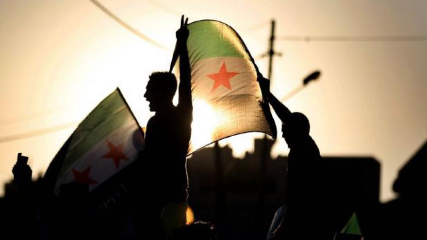 Video V Sýrii měl zabíjet sarin