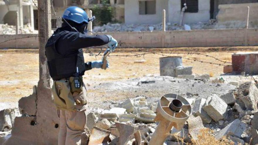 Video Zprávy 16:00 k situci v Sýrii
