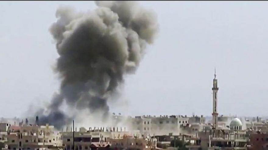 Video Události k situaci v Sýrii