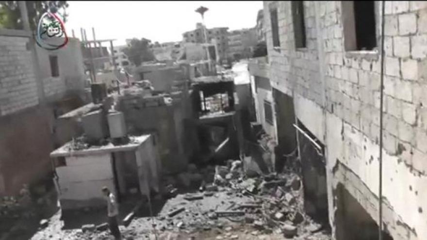 Video Jakub Szántó k situaci v Sýrii