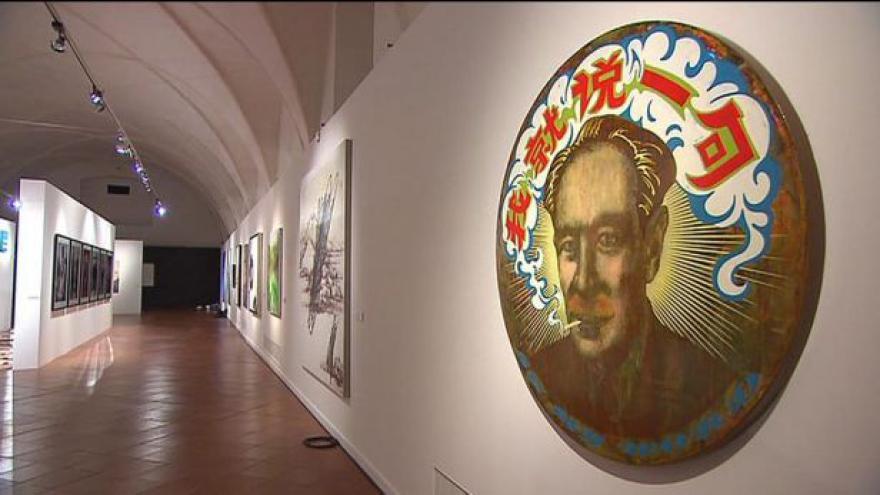 Video Jan Třeštík o výstavě