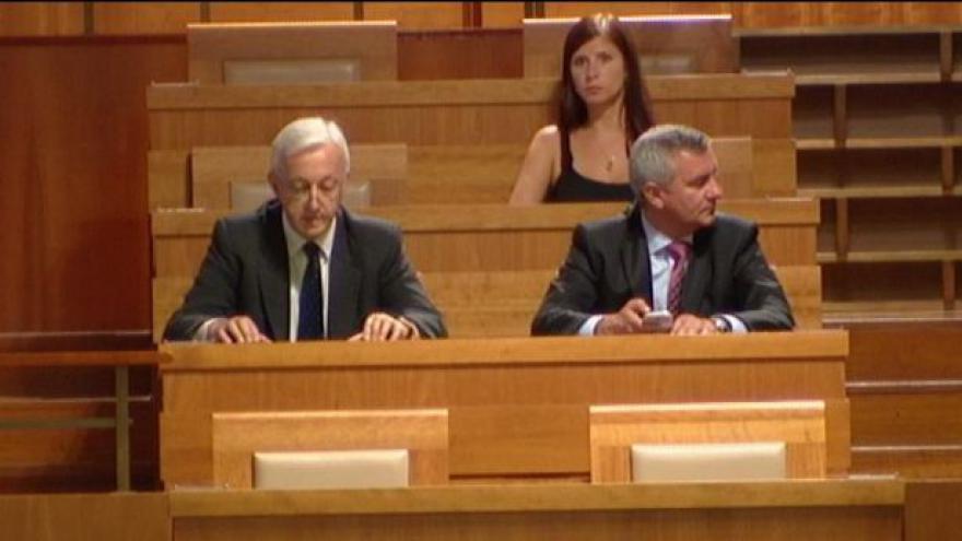 Video Sváček novým ústavním soudcem nebude
