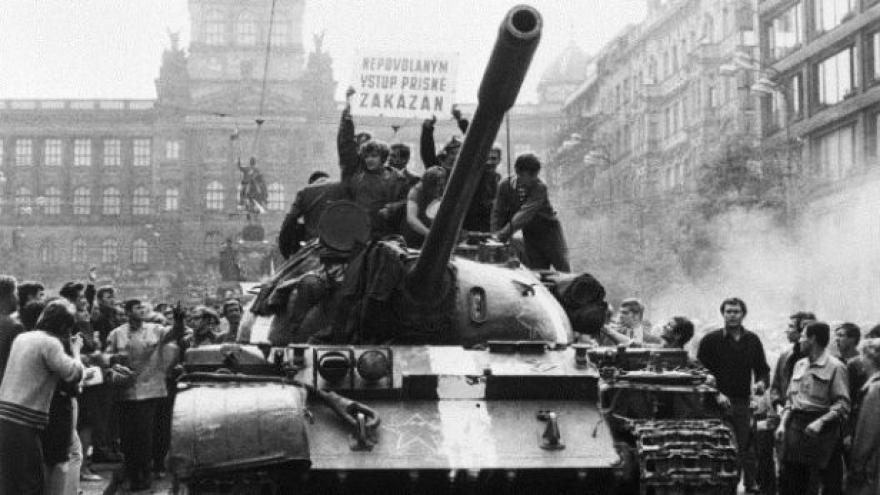Video Jak vnímá okupaci Československa v srpnu 1968 zahraničí?