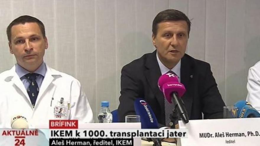 Video Brífink IKEMu k 1000. transpalntaci jater