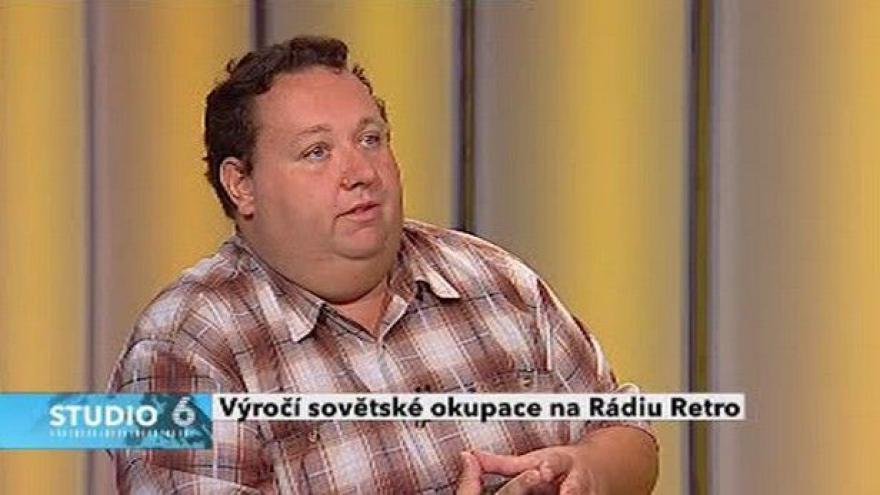 Video Rozhovor s moderátorem Českého rozhlasu Tomášem Černým