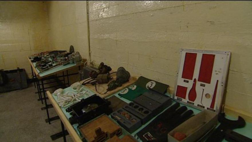 Video V Brdech otevírá muzeum jaderných zbraní