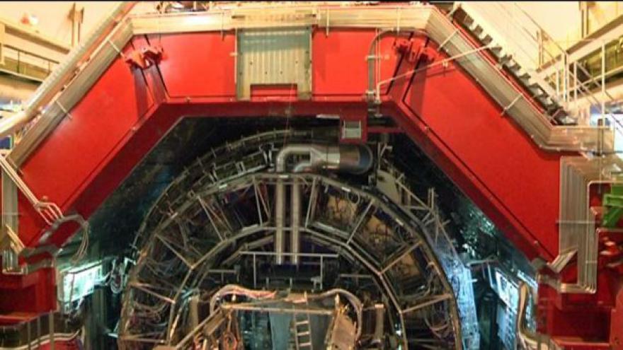 Video Češi nechybí u renovace největšího vědeckého centra na světě