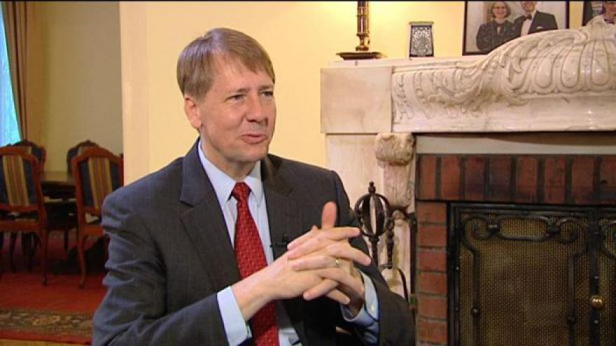 Video Rozhovor s Richardem Cordrayem