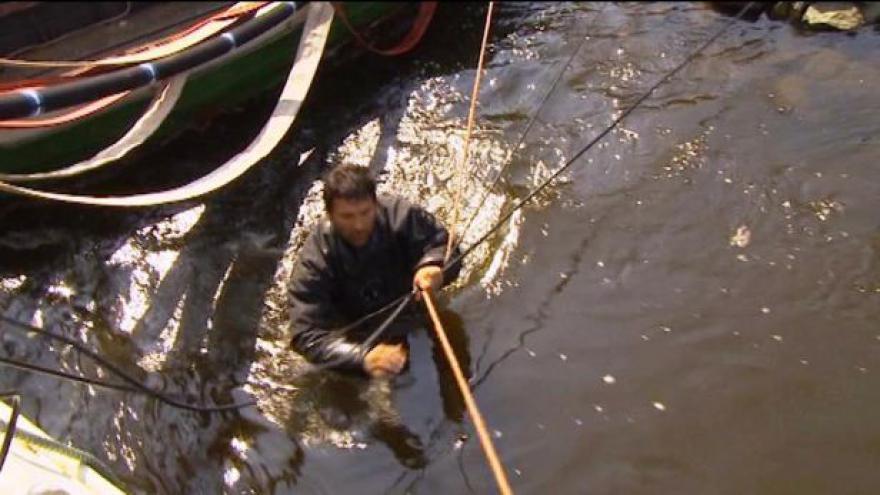 Video Události o ztroskotané lodi