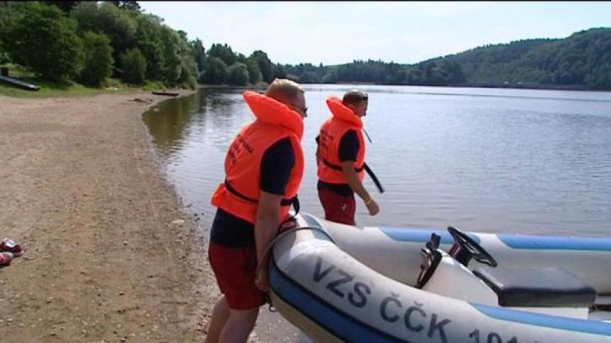 Video Záchranáři na Seči hledají dobrovolníky