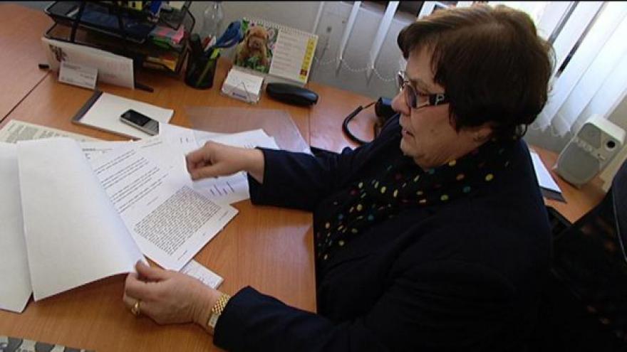 Video Marie Benešová ke kárnému řízení