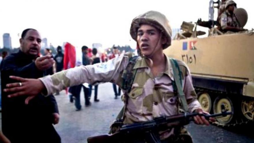 Video Střety v Egyptě neberou konce