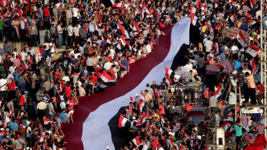 Video Reportáž o situaci v Egyptě (23:00)