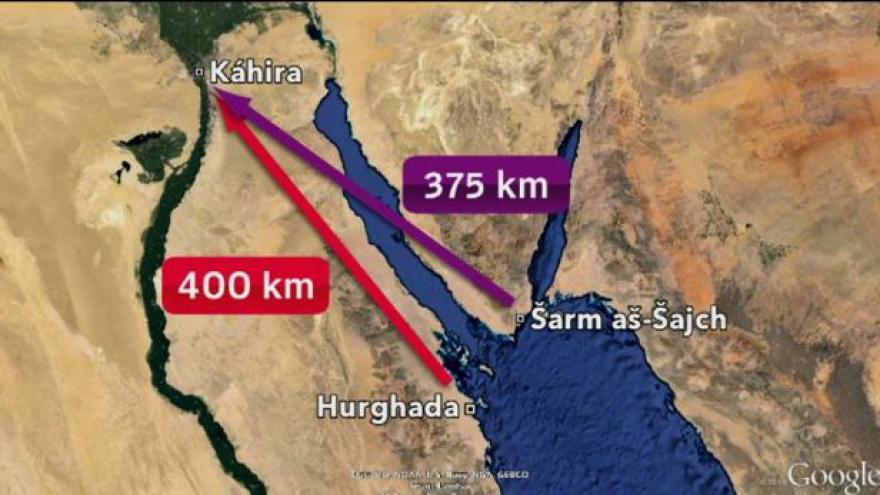 Video Cestování do Egypta tématem Událostí