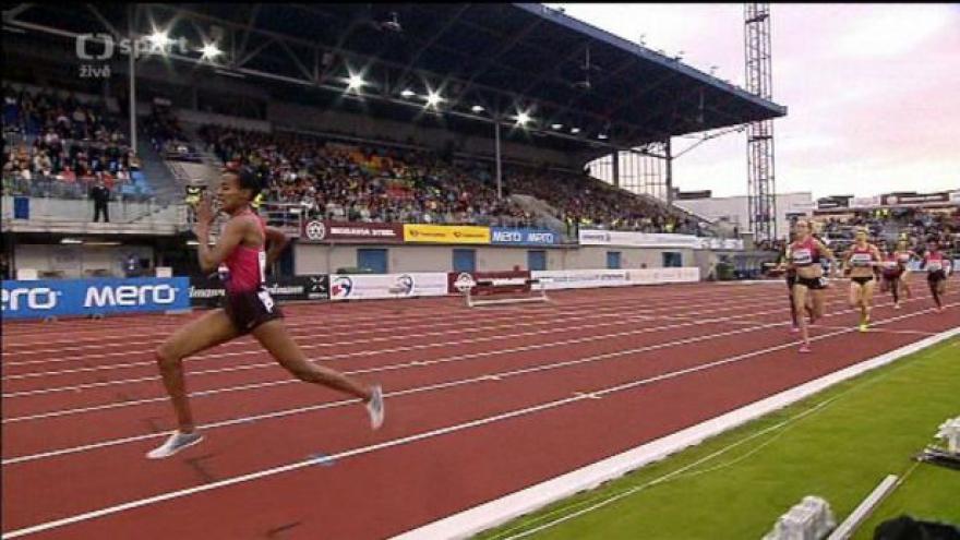 Video Zlatá tretra: Závod žen na 1 500 metrů