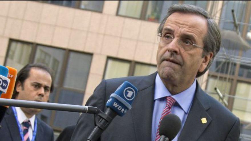 Video Řecká vládní koalice je v ohrožení