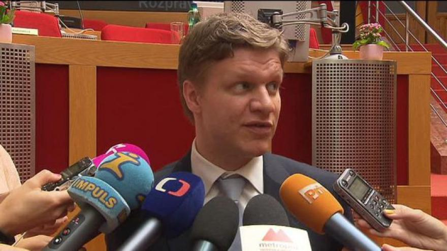 Video Tomáš Hudeček primátorem
