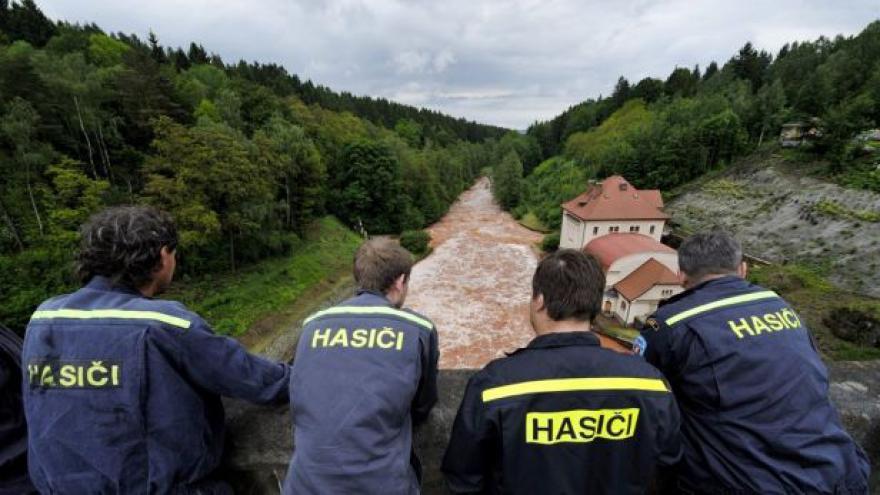 Video Země už má nejhorší za sebou, obce mohou rušit protipovodňová opatření