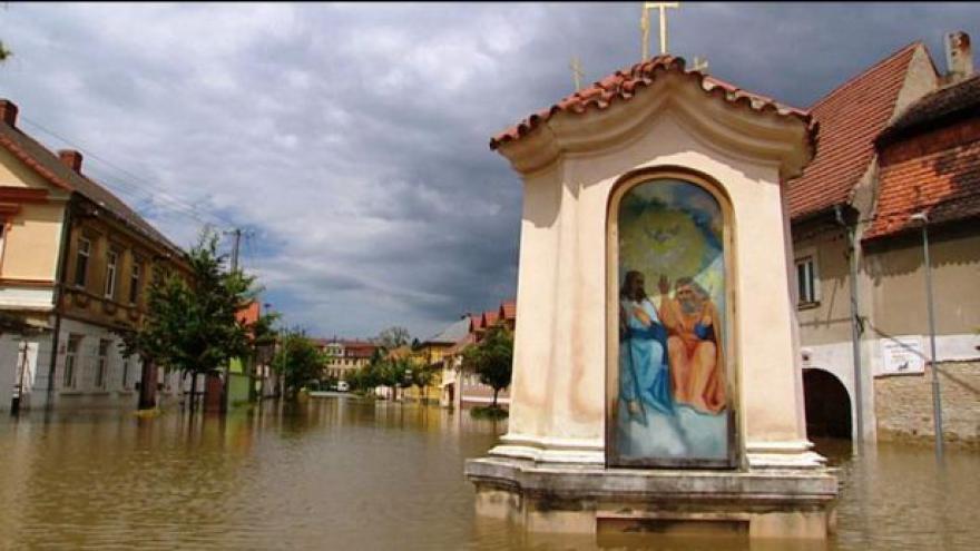 Video Povodňová situace v Česku tématem Událostí