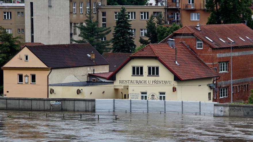 Video Reportáž: Ministerstvo mění vyhlášku o záplavových zónách