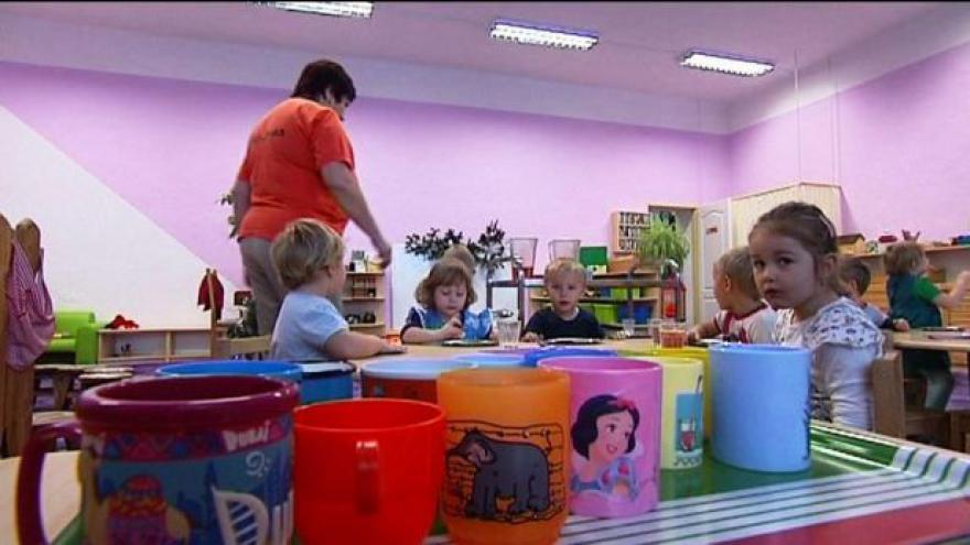 Video ČSSD chce poslední rok školky povinný