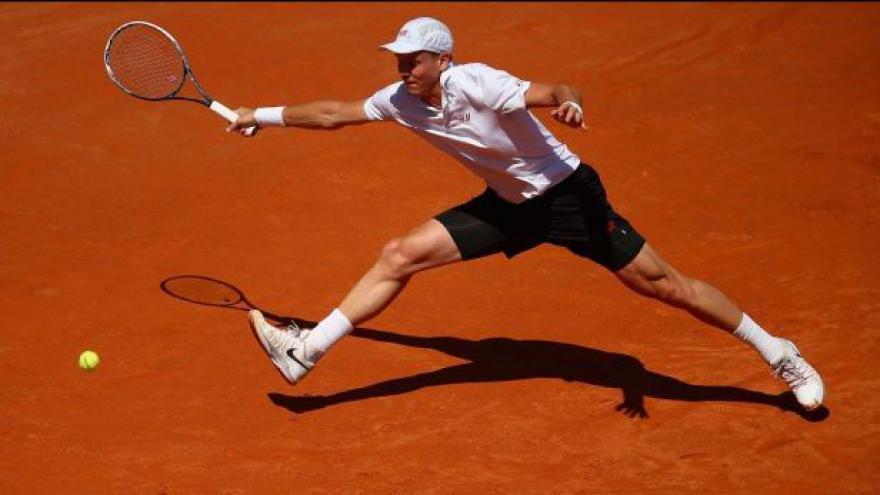 Video Berdych vypadl na French Open už v 1. kole