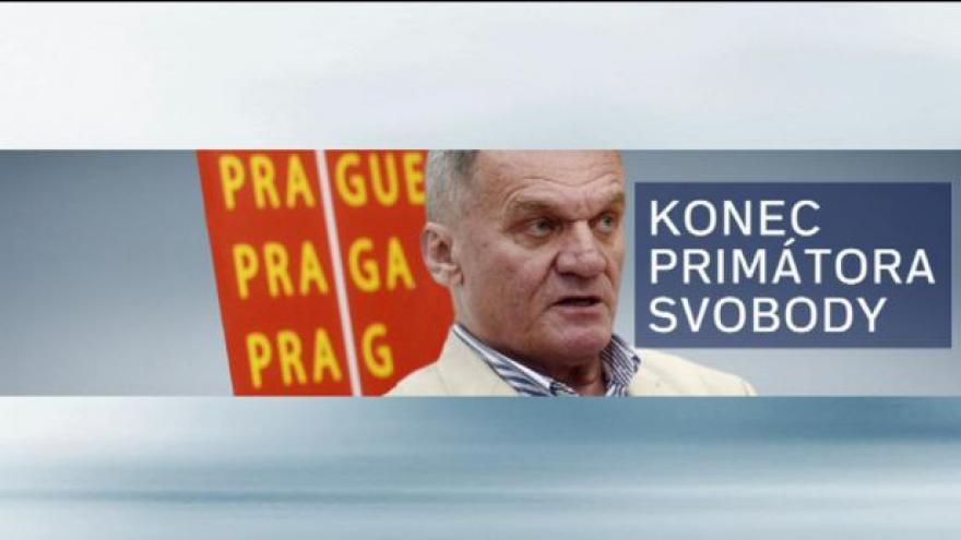 Video ODS po 22 letech vyklízí křesla pražských radních
