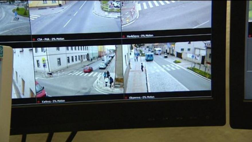 Video Přemysl Šrámek o kamerových systémech