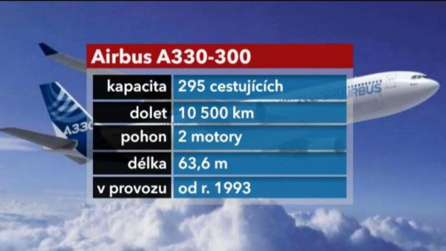 "Video ""Nový"" Airbus pro ČSA tématem Studia ČT24"