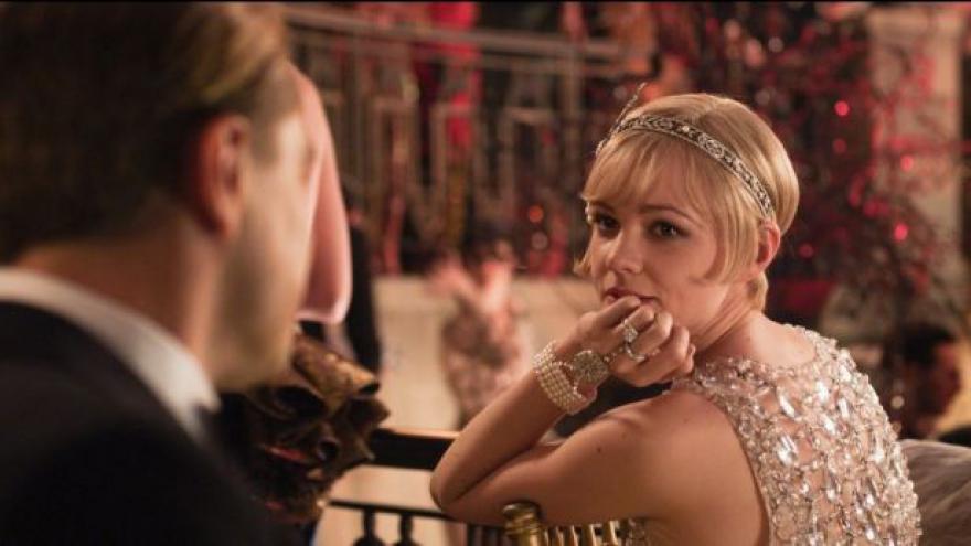 Video Leonardo DiCaprio je Velký Gatsby