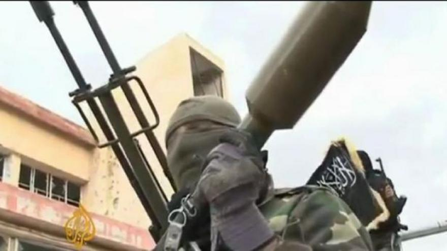 Video Podle Turecka používá Asad chemické zbraně