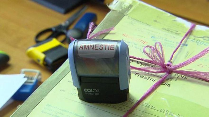 Video TK ministerstva spravedlnosti k amnestii