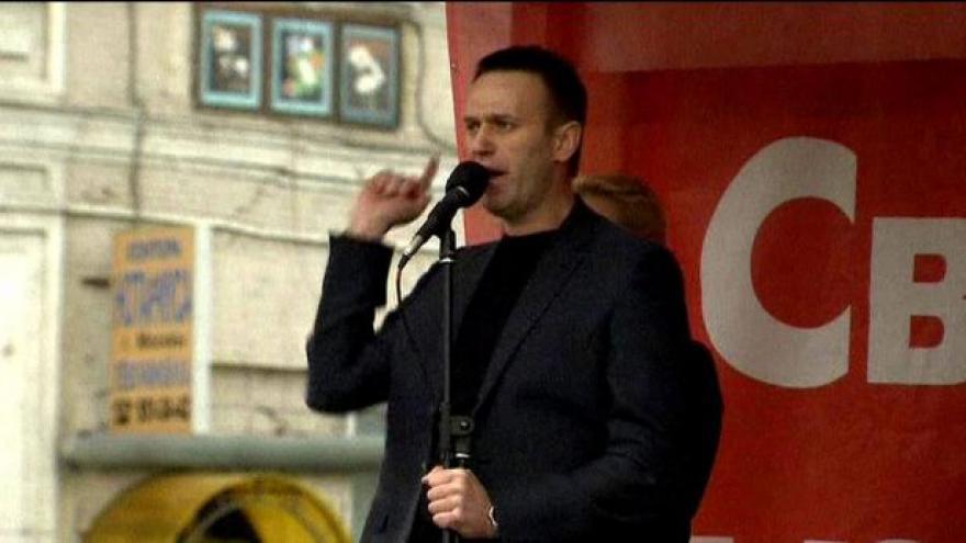 Video Ruská opozice se vrátila do ulic se skomírající nadějí na změny