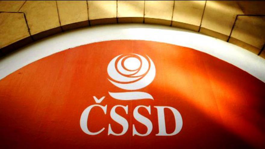 Video Brífink ČSSD po jednání stínové vlády