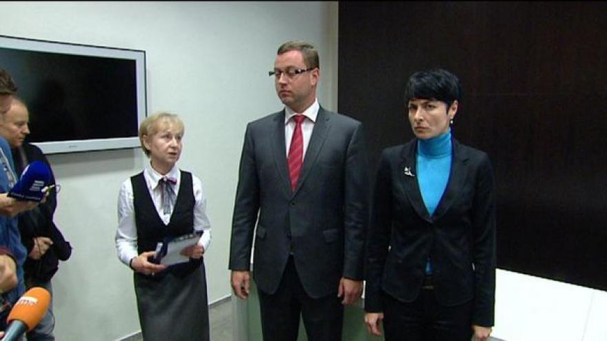 Video Bradáčová poprvé promluvila o sporu s Martincem